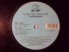 "ELEKTRO NATURE Atlantis 12"" RARISSIMO"