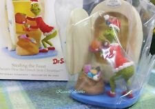 Hallmark Stealing the feast Grinch Magic ornament 2008 Your a mean one