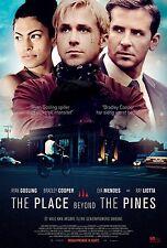 Die Place Beyond die Pines Film Poster - Bradley Cooper - 27.9x43.2cm