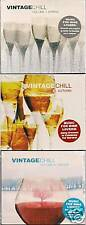 3 CD Vintage Chill 1,3,4 `Music for Wine Lovers` Neu/New Smooth& playful grooves