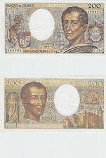 Gertbrolen  200 Francs MONTESQUIEU  Année 1983  V .014