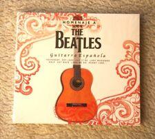 THE BEATLES TRIBUTE CD: SPANISH GUITAR VERSIONS! WONDERFUL! BRAND NEW & SEALED!
