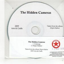 (FS582) The Hidden Cameras, Underage / Origin:Orphan - 2009 DJ CD