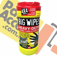 Cleaning Wipes / Big Wipes Industrial 80pk Multi-Cleaning Wipes - FREE DELIVERY!