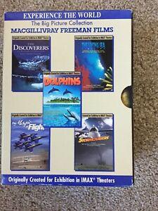 IMAX - Big Picture Collection - MacGillivray Freeman Films (5 DVD Box Set)