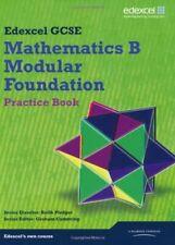 GCSE Mathematics Edexcel 2010: Spec B Foundation Practice Book (GCSE Maths Ede,