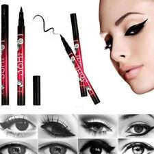 2Pcs Cosmétique Noir Eyeliner Liquide Paupières Yeux Liner Maquillage Waterproof