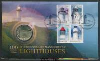 2015 100 Years Of Commonwealth Management Of Lighthouses PNC
