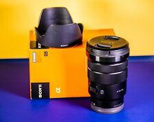 Sony E PZ 18-105mm F4.0 G OSS E-Mount Lens #SELP18105G