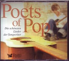 POETS OF POP  -   Reader's Digest   5 CD BOX