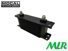 MOCAL 10 ROW 115MM AN -6 JIC UNIVERSAL ENGINE OIL COOLER OC1107-6 ACV