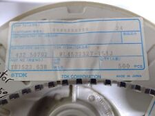 20 TDK NL453232T-151J 150uH or 0.15mH 9R 100mA induktor choke 151