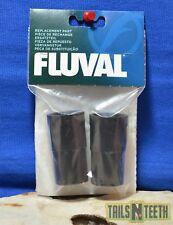Fluval FX5 FX6 Rubber Hose Connectors (set of 2) A20228 - Replacement Part