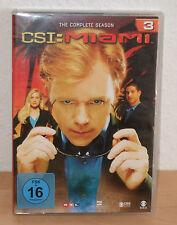 CSI Miami - Staffel 03 deutsch