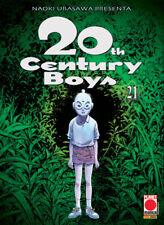 Fumetto - Planet Manga - 20th Century Boys 21 - Ristampa - Nuovo !!!