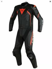 MotoGp Motorbike Suit Motorcycle Racing Leather Suit 1 or 2 Piece All Sizes