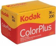 KODAK  COLOR Plus 200/36  2 Filme  MHD/expiry date   04/2021