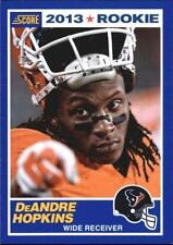 2013 Score Blue #356 DeAndre Hopkins Texans