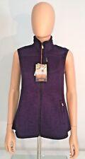Orvis Women's Heather Sweater-Fleece Vest, Beige, Purple, Red, XS, S, M, L