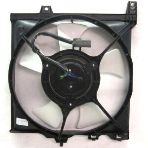 Engine Cooling Fan Assembly-Radiator Fan UAC fits 91-94 Nissan Sentra 2.0L-L4