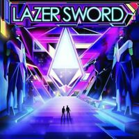 LAZER SWORD - LAZER SWORD (CD 2010) Inc Bonus Tracks #5055300321138