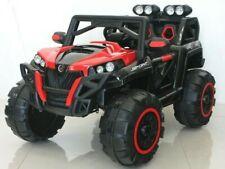 Kinderfahrzeug - Elektro Auto Buggy - 2x 12V7AH Akku,4 Motoren- 2,4Ghz Allrad