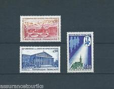 FRANCE - 1971 YT 1681 à 1682 / 1688 - TIMBRES NEUFS** MNH LUXE