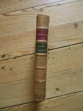 Lettres persanes. Montesquieu, Garnier, 1906. Reliure