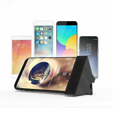 Sound Amplifier Universal Phone Stand Holder Dock Station For Samsung iPhone X 8