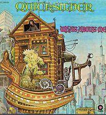 "QUICKSILVER MESSENGER SERVICE ""WHAT ABOUT ME"" ORIG US 1970 EX/EX"