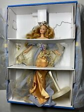 Angels of Music Collection Harpist Angel Barbie #18894
