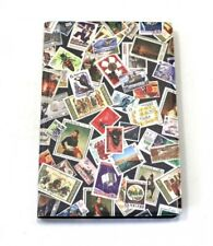 Album for Stamps Collection with 20 black pages. Postage Stamps. NEW