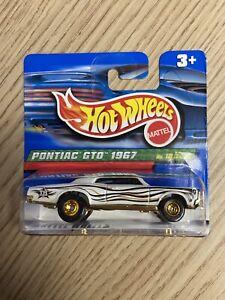 Hot Wheels Pontiac GTO 1967 Treasure Hunt