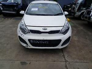 KIA RIO VEHICLE WRECKING PARTS 2013 ## V000483 ##