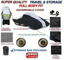 Full Fit Snowmobile Sled Cover SKI DOO Renegade Backcountry 800R Power TEK 2011