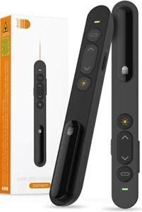 Presentation Clicker, Doosl New Wireless Presenter Remote, Support Hyperlink for