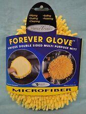 Forever GLOVE Microfiber Cloth Machine WASH Clean HOUSEHOLD 2 Sided MITT Dust