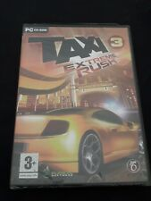 69635 - Taxi 3 Extreme Rush [NEW / SEALED] - PC (2005) Windows XP