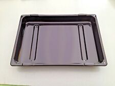 HOTPOINT DU4541IX OVEN GRILL PAN TRAY GREASE PAN 380 x 270mm GENUINE PART