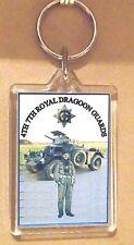 4th 7th Royal Dragoon Guards key ring..