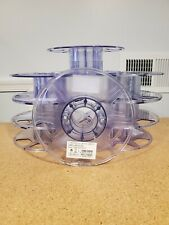 Empty Clear eSUN Plastic Filament Spools