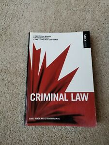 Law Express: Criminal Law by Emily Finch, Stefan Fafinski. Very Good Condition