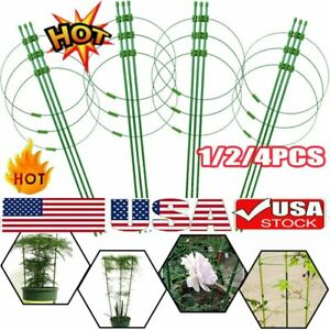 Tomato Plant Support Cage/Stake/Trelli Garden Plants Climbing Growing Cages USA