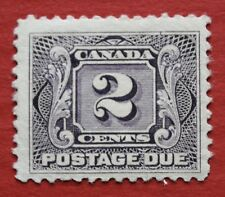 CLEARANCE: Canada (#J02) 1906 Postage Due single