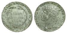 pci0024) Napoli Gioacchino Napoleone Murat (1808-1815) Piastra 12 Carlini 1810
