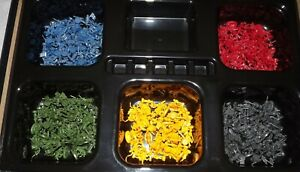Risk 2010 Global Domination Game Pieces 5 Armies