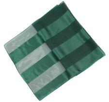 Plain Scarf Classic Lightweight Soft Silky Satin Chiffon Striped Ladies Scarves