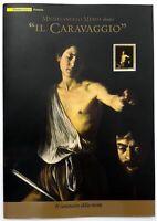 Folder Filatelico Michelangelo Merisi Detto Il Caravaggio REPUBBLICA 2010