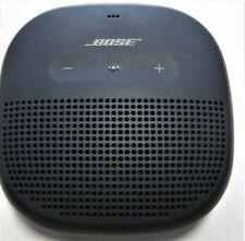 Bose SoundLink Micro Portable Bluetooth Speaker 423816 Navy