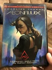 Aeon Flux (Special Collector's Edition) Dvd. Like New! Charlize Theron